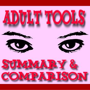 スマホ対応のアダルトツール比較