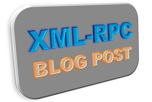 XML-RPC BLOG POST